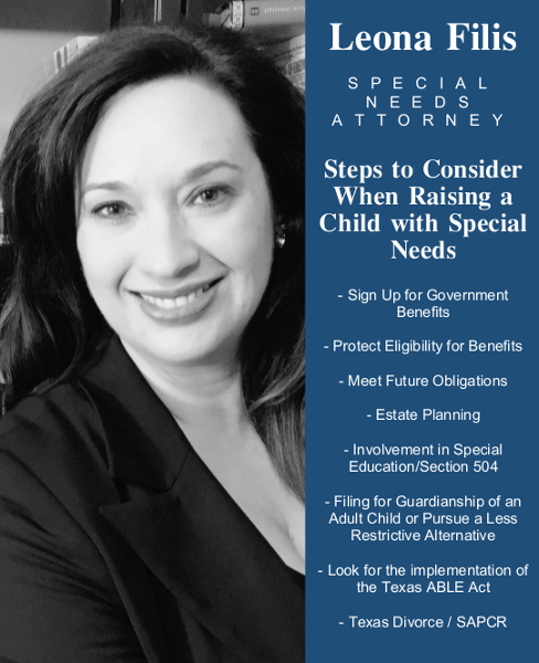 Steps to Consider for Parents with Children with Special Needs
